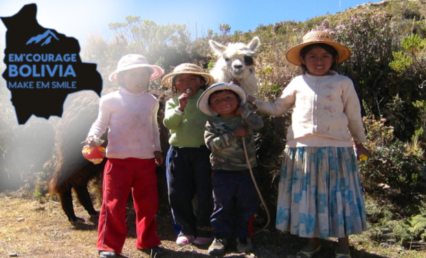 Visuel du projet Aidez nous à soutenir le village de Santiago de Machaca !