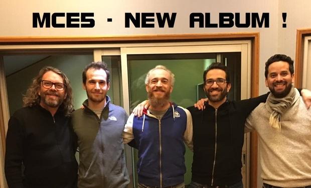 Visuel du projet MCE5 - NEW ALBUM