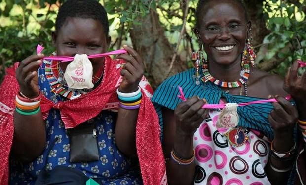 Visuel du projet Association Humanitaire EM'POWER WOMEN