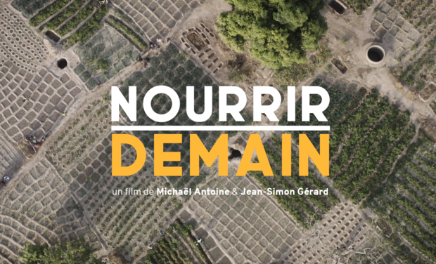Visueel van project Nourrir Demain