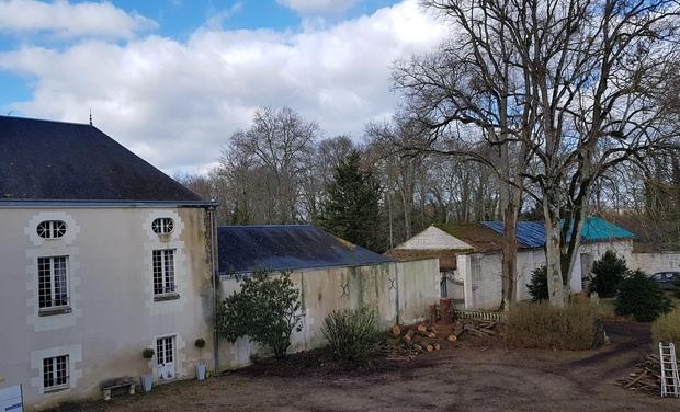 Project visual Sauvons les toitures de la Cour d'Honneur du Château