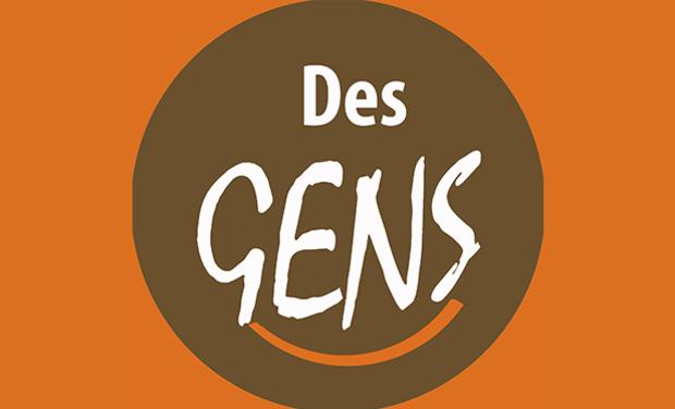 Project visual Le 1er EP de Des GENS