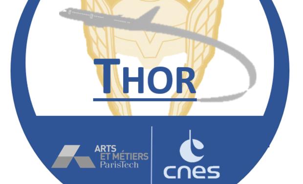 Visuel du projet Projet Thor