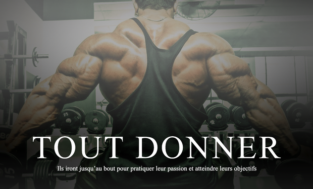 Project visual TOUT DONNER