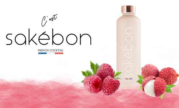 Project visual sakébon : French Cocktail !
