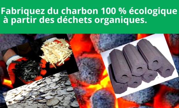 Project visual Recyclage et valorisation des déchets organiques à Kinshasa (R.D Congo).