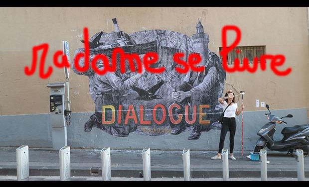 Visuel du projet Madame se livre