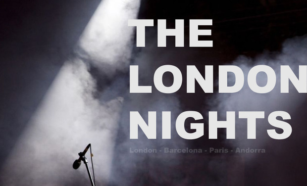 Project visual The London Nights