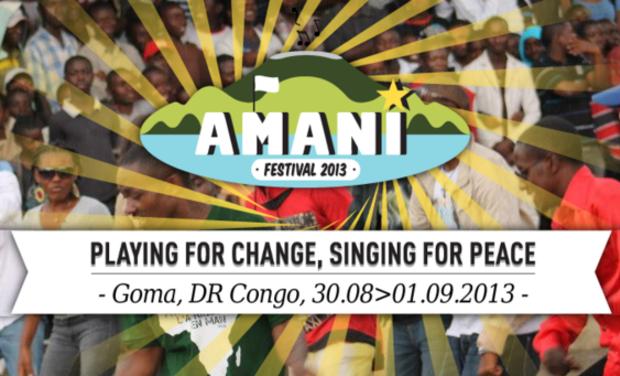 Project visual Amani Festival