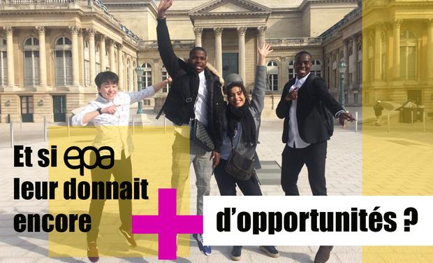 Visuel du projet Après la Mini-Entreprise, continuons à offrir aux jeunes des opportunités !