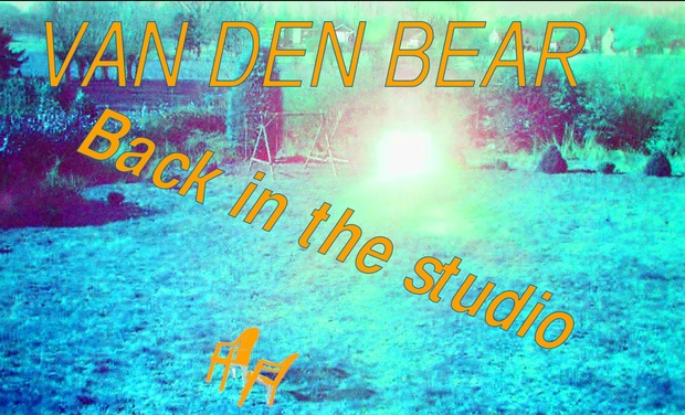 Project visual van den Bear second EP