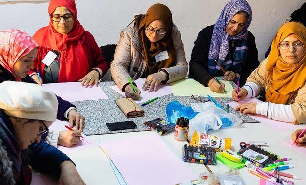 Visuel du projet Ouverture d'une boutique solidaire à Nabeul