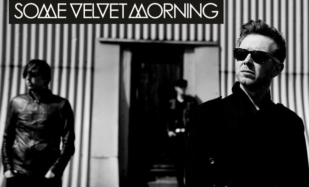 Project visual SOME VELVET MORNING