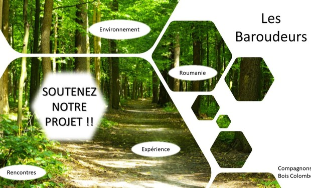Visuel du projet Projet environnemental scout en Roumanie
