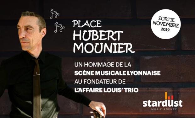 Project visual Place Hubert Mounier