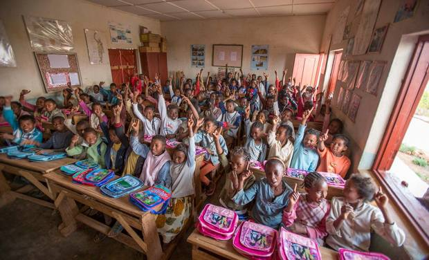 Visueel van project Miaro : Voyage humanitaire à Madagascar été 2019
