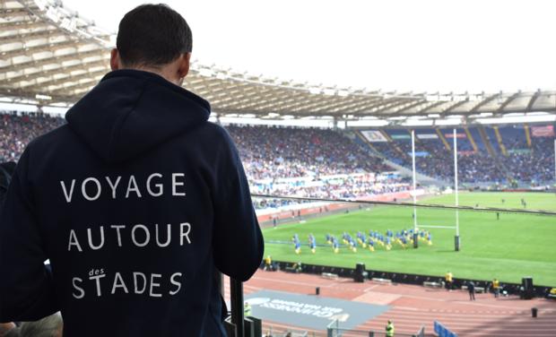 Visuel du projet Voyage Autour des Stades