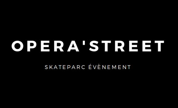 Visuel du projet Opéra'street, Skateparc évènement