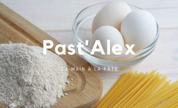 Project visual Past'Alex : La main à la pâte