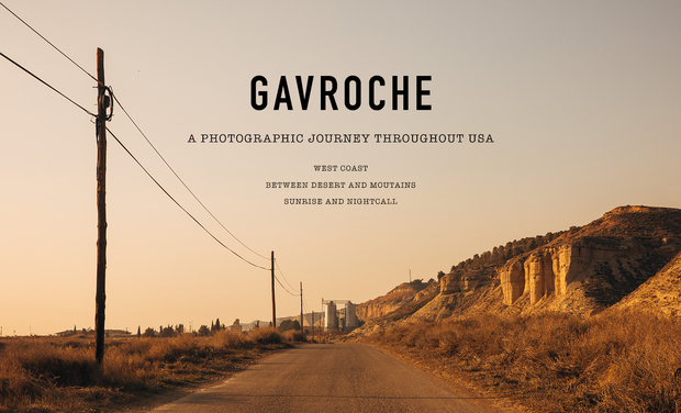 Project visual Gavroche photographic journey