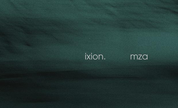 Visuel du projet IXION EP - MZA