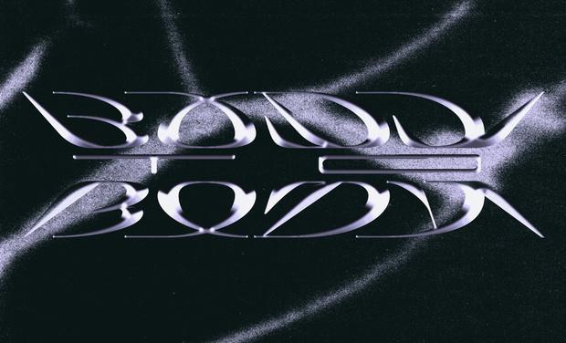Visuel du projet Body To Body - album collaboratif par Sina XX
