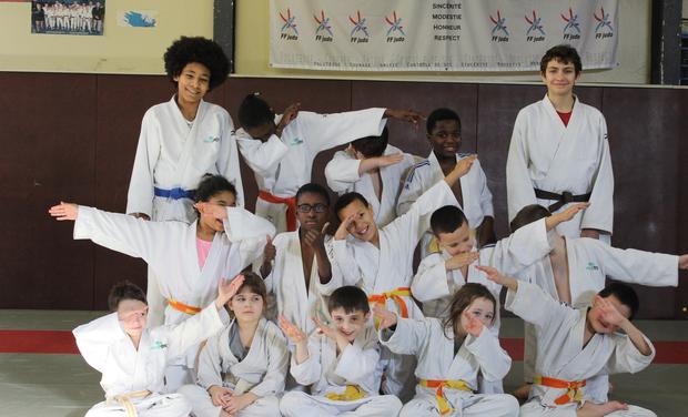 Visueel van project Stage au Judo Club Torcy