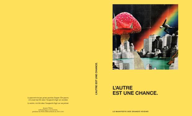 Project visual L'AUTRE EST UNE CHANCE