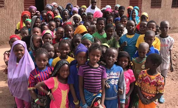 Visuel du projet L'accès à l'éducation commence par un don