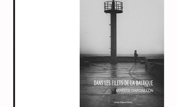 Project visual DANS LES FILETS DE LA BALTIQUE, un livre de Maryse Dardaillon