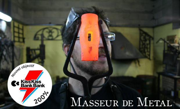 Visuel du projet Masseur de Métal - atelier de forge à Strasbourg