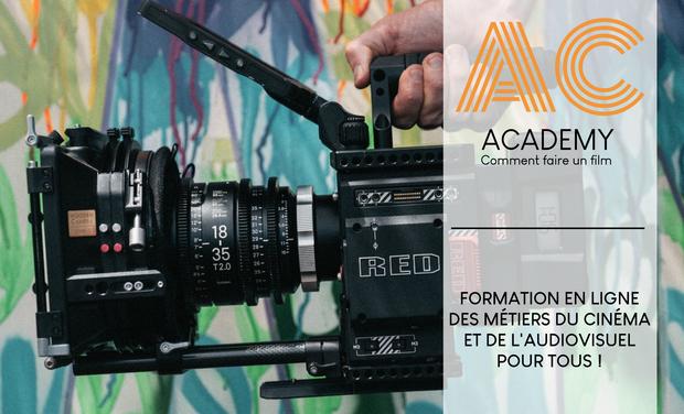 Visuel du projet Academy Comment faire un film