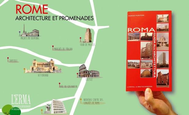Project visual Architettura e passegiate a Roma: Una guida