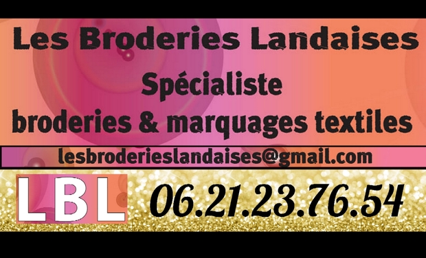 Project visual Broderies et marquages textiles