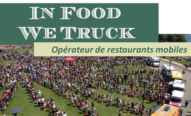 Visuel du projet In Food We Truck