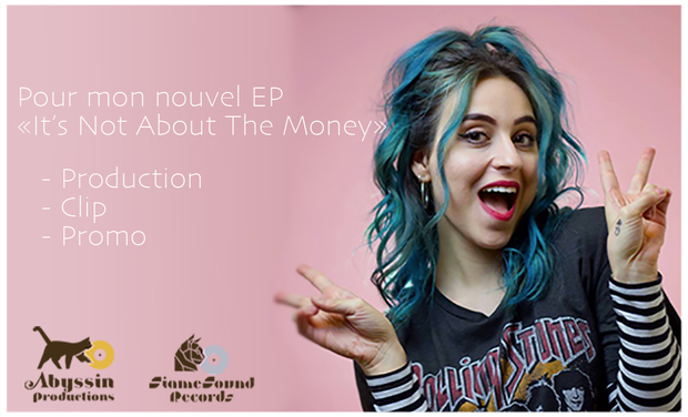 Project visual Nouvel EP de Laura Ciffa
