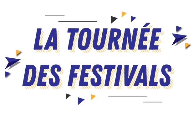 Project visual La Tournée des Festivals