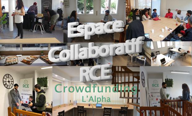 Visuel du projet Espace Collaboratif - RCE