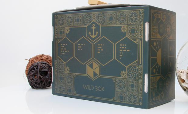 Visuel du projet Wild Box, une nouvelle manière d'offrir