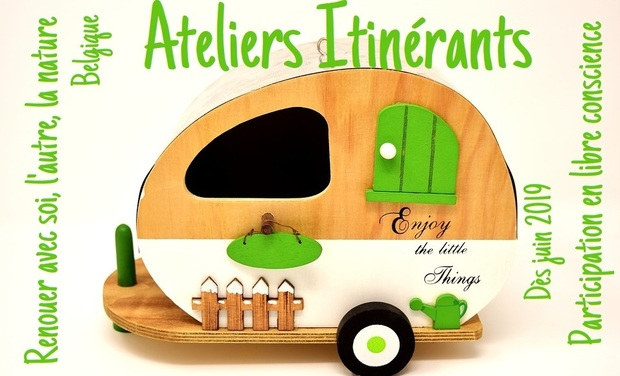 Project visual Ateliers itinérants