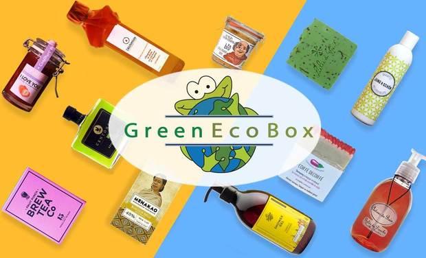 Visueel van project GreenEcoBox - an ethical & eco-friendly concept