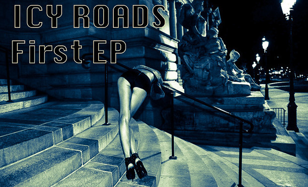 Visuel du projet Icy Roads first EP