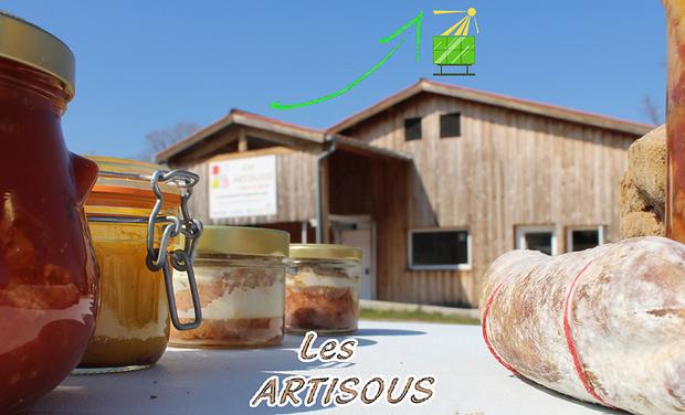 Visuel du projet De l'énergie solaire pour les Artisous !
