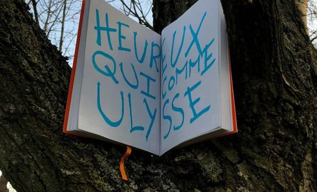 Project visual Heureux Qui Comme Ulysse