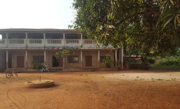 Project visual Projet de Solidarité internationale au Bénin, pour y construire une bibliothèque