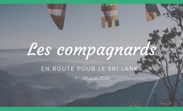 Project visual Projet Solidaire Scout : Les Compagnards au Sri Lanka!