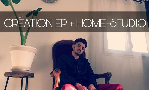 Visuel du projet Création d'un EP de rap et d'un HOME STUDIO