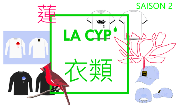 Project visual Lacyp' Saison 2