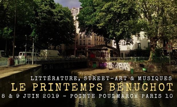 Project visual Le Printemps bénuchot