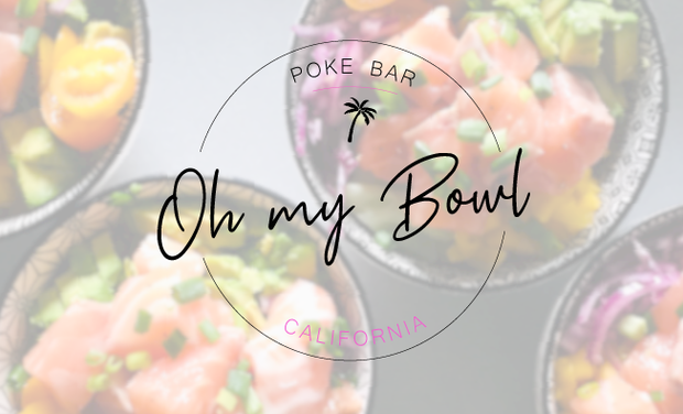 Project visual BAR à POKE BOWL au coeur de Montpellier